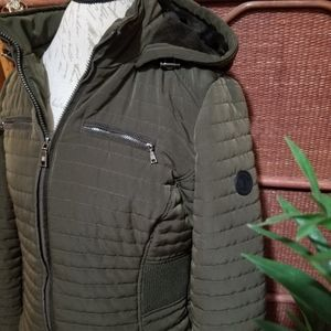 Gorgeous Laundry Hunter Green Coat